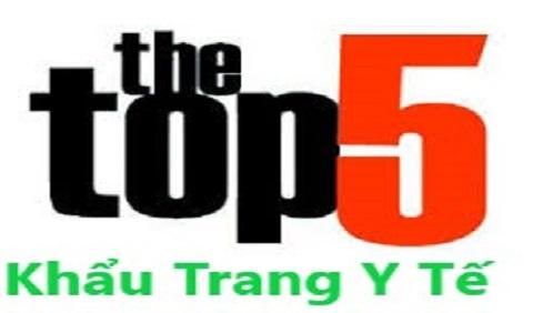 TOP 5 Thương Hiệu Khẩu Trang Y Tế Chất Lượng || Khẩu Trang Hello Mask